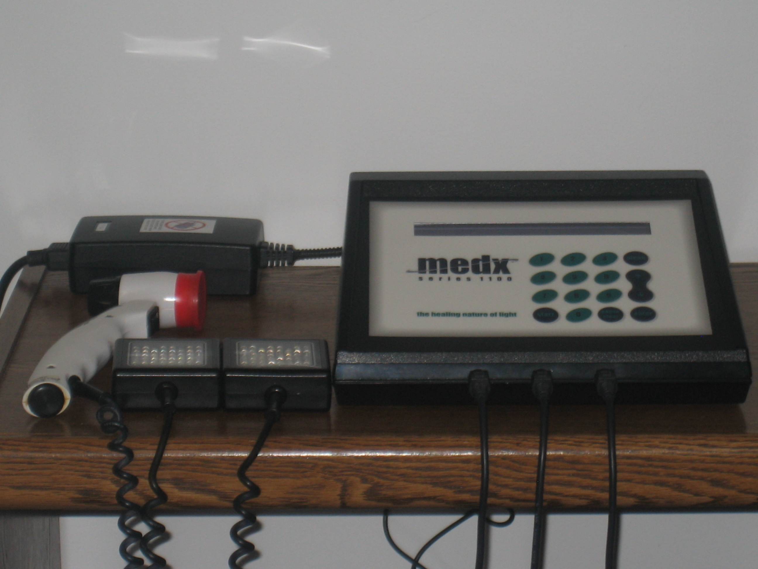Medx Low Level Laser Therapy Unit