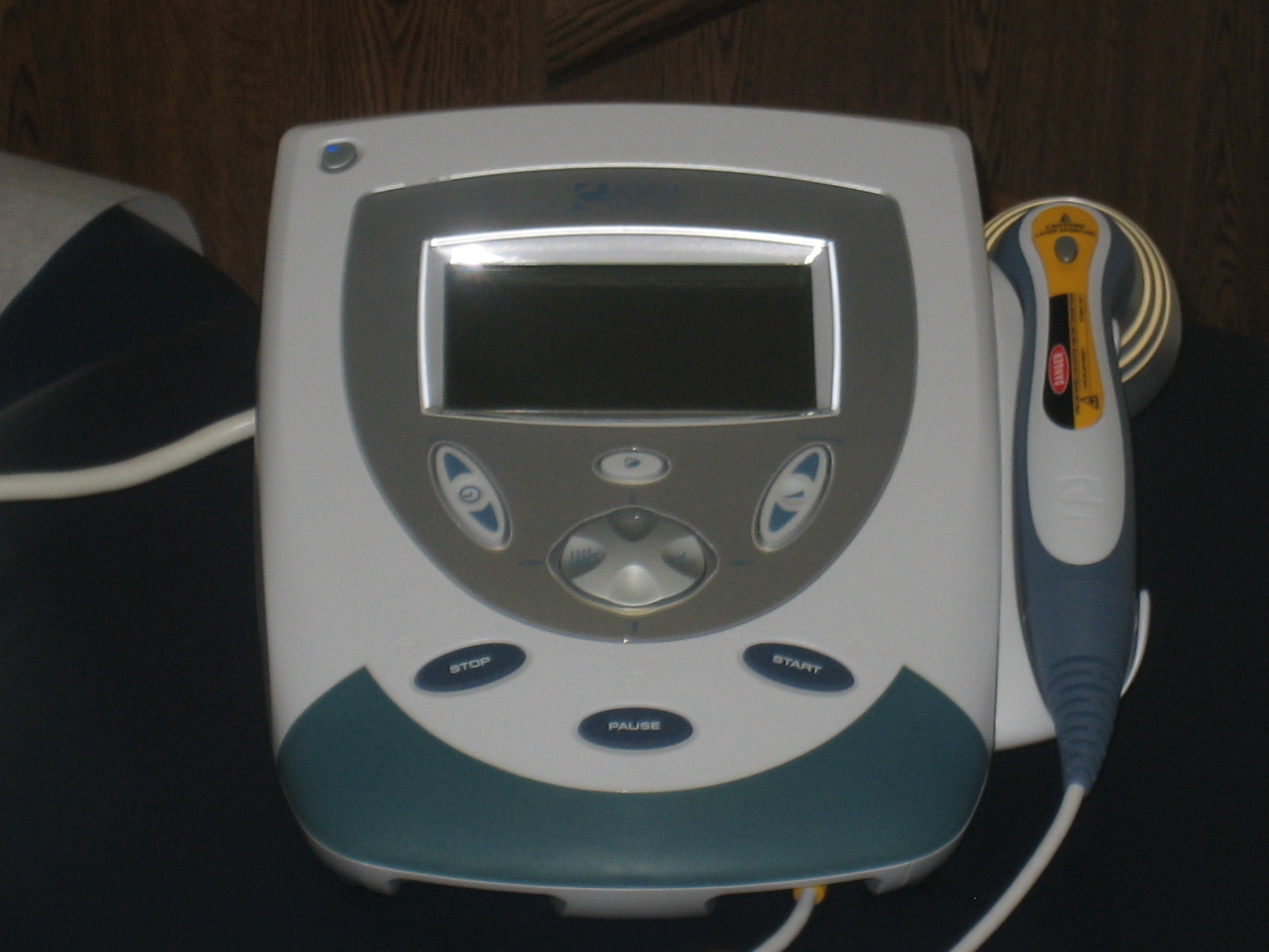 Chattanooga Low Level Laser Therapy Unit
